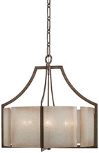 Minka-Lavery 4396-573 - 6 Light Pendant