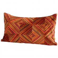 Cyan Designs 09392 - Dueling Diamonds Pillow