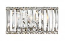 Designers Fountain 90001-CH - Allure 1 Light Wall Sconce