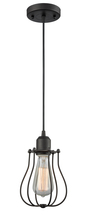 Innovations Lighting 222-OB - Muselet A Pendant