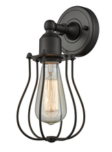 Innovations Lighting 223-OB - Muselet A Sconce