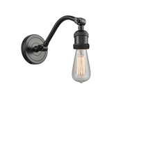 Innovations Lighting 515-1W-OB - Bare Bulb Double Swivel Wall Sconce