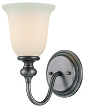 Jeremiah 28501-AN - Willow Park 1 Light Wall Sconce in Antique Nickel