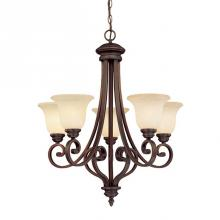 Millennium 1205-RBZ - Chandelier Ceiling Light