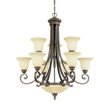 Millennium 1211-RBZ - Chandelier Ceiling Light