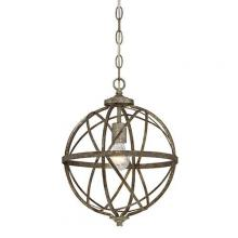 Millennium 2281-AS - Pendants serve as both an excellent source of illumination and an eye-catching decorative fixture.