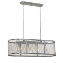 Millennium 3284-BPW - As pendants that beautifully make use of exaggerated horizontal or vertical space, island lighting i
